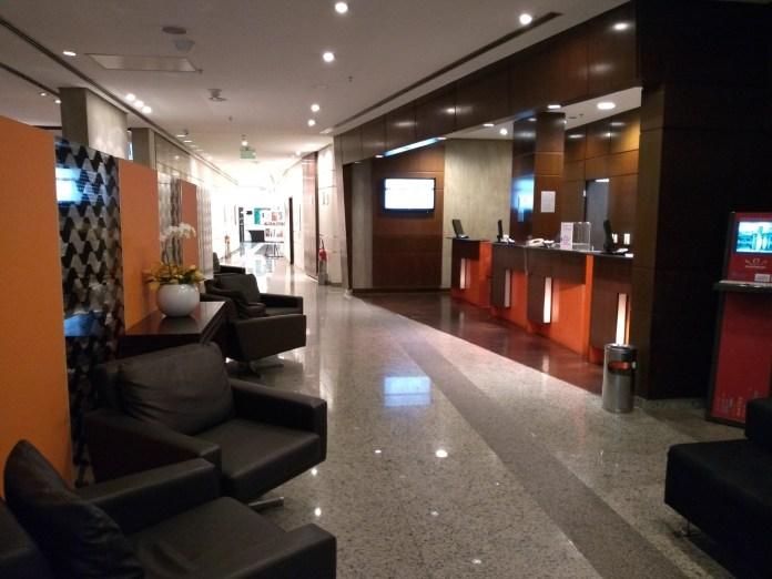 Mercure Paulista Hotel Recepção