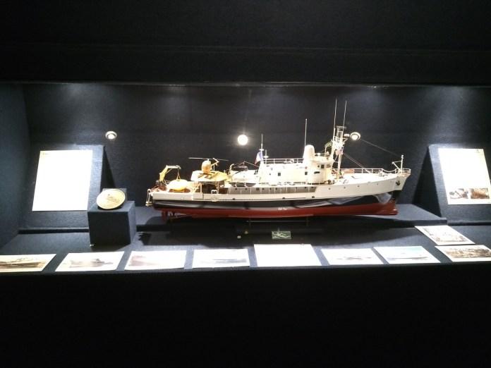 Museu Oceanográfico Univali Barco Calypso