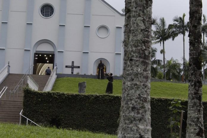 Rodeio Santa Catarina Cidade dos Anjos Igreja Matriz