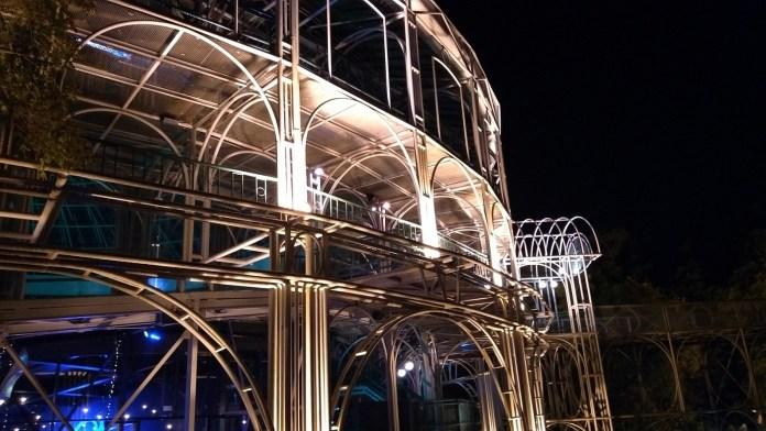 Encontro RBBV Curitiba Ópera de Arame