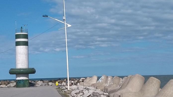 O que fazer em Itajaí Molhes da Barra e Farol