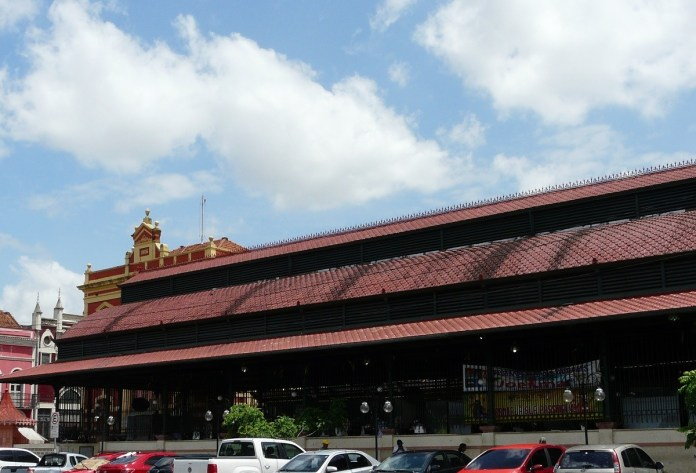 Mercado Adolpho Lisboa Manaus