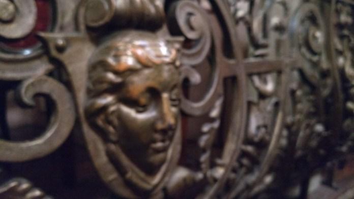 Teatro Amazonas - Detalhes