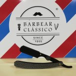Barbear Clássico navalha de barbear