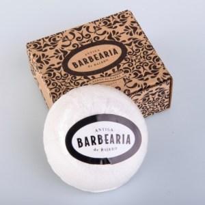 Sabonete de Barbear Antigua Barbearia do Bairro recarga 110gr