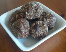 conscious foodie epic bliss balls