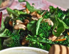 mood boosting broccoli salad