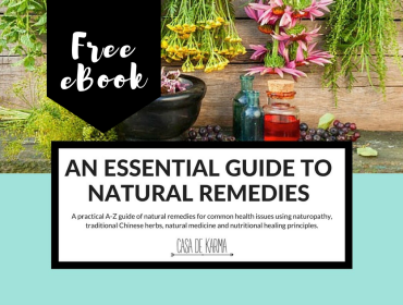 Natural Remedies eBook Download
