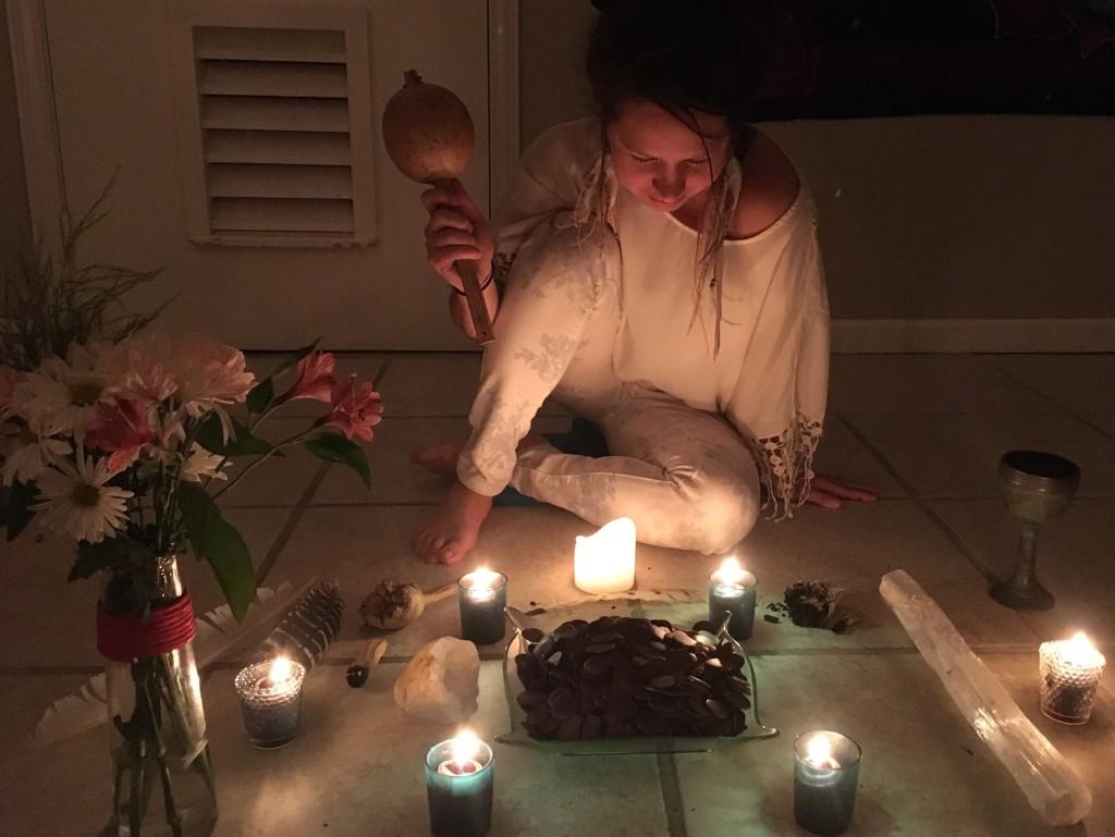 shamanic healing practitioner - Mona Moon