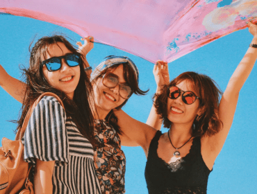 how to create a womens circle