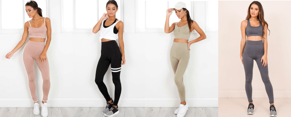 timeless design incredible prices amazing quality Win a Chic Activewear Set