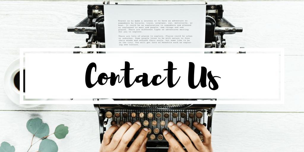 CONTACT US - HEALTH & WELLNESS WEBSITE