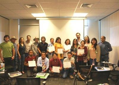 Curso  de  formación para  Líderes  Sociales