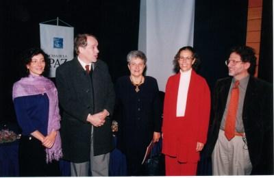 Lanzamiento portal ecoeduca.cl 2001