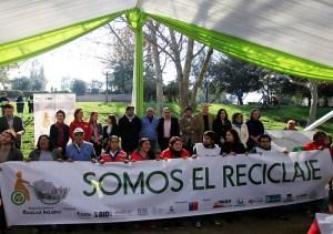 Lanzamiento proyecto de Reciclaje Inclusivo comunal
