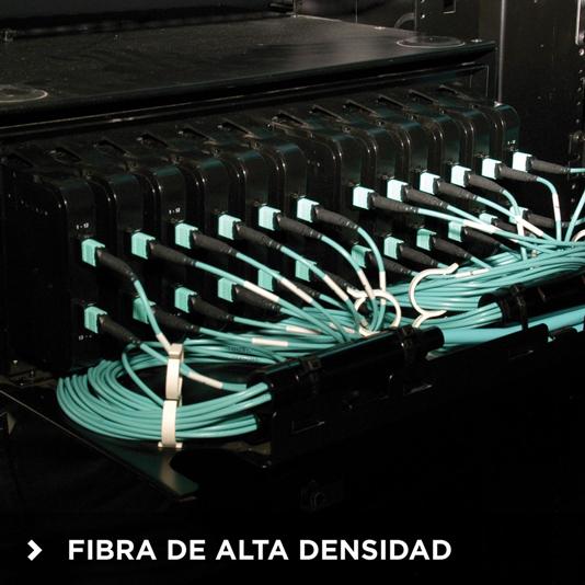 Fibra óptica plug & play