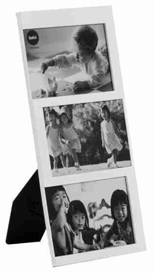 P.ta foto 3 posti bianco