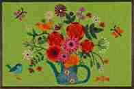 Tappeto Wash+dry Kleen-tex  annaffiatoio cm.50x75