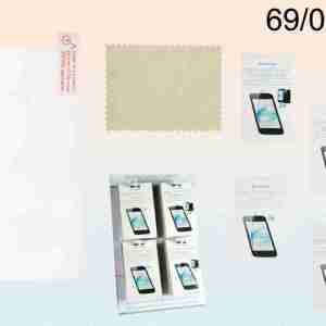 Pellicola protettiva touch screen Galaxy S3 avanti e retro