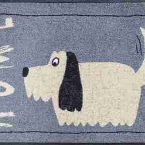 Tappeto Wash+dry Kleen-tex  Doggy home cm.50x75