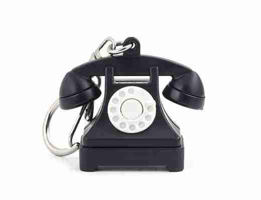 Porta chiavi sonoro telefono Kikkerland