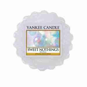 SWEET NOTHINGS TART YANKEE CANDLE
