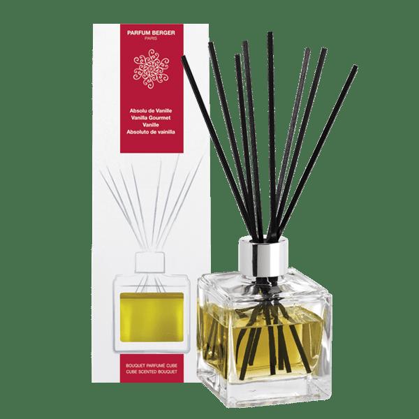 Bouquet Parfumé Cube Vanille Gourmet