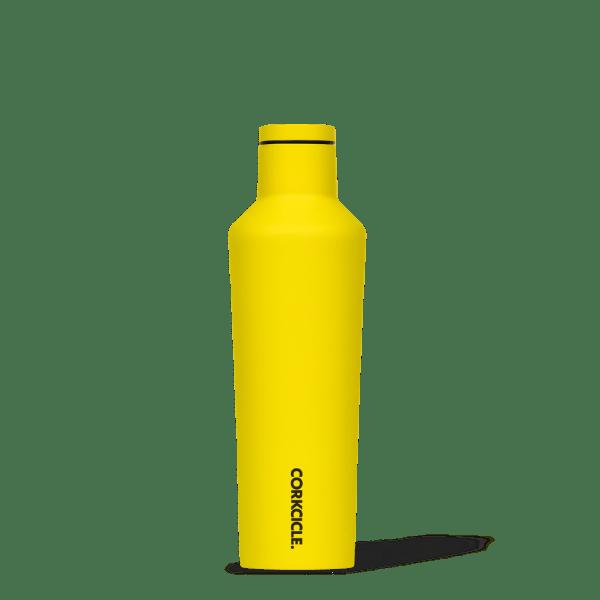 Canteen Borraccia termica 475ml Neon yellow CORKCICLE