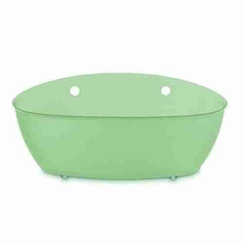 Mensola a ventosa Splash Koziol verde mint