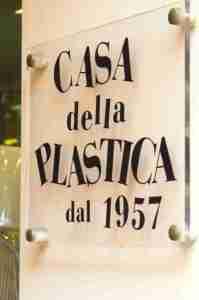 Casa della plastica dal 1957