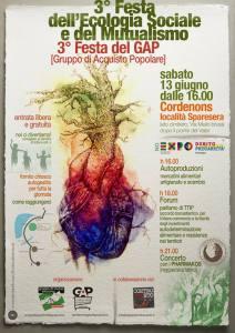 locandina festa ecologia sociale