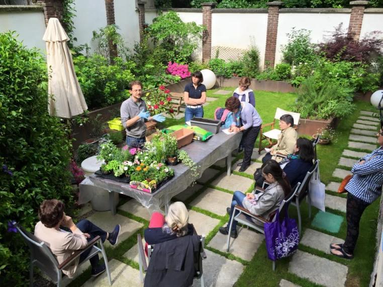 Progettazione balconi e giardini