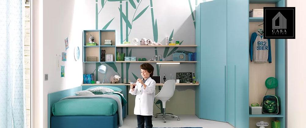 Progettare una camera con tre letti per i propri figli significa utilizzare lo spazio nel miglior modo possibile dando spazio uguale per. Arredamento Camerette Bambini In Campania Casa Design