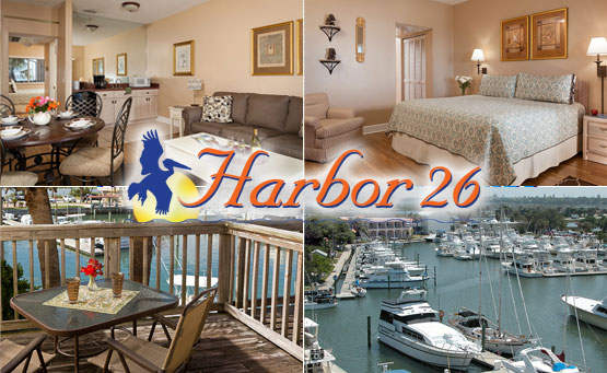 Click for Harbor 26's website