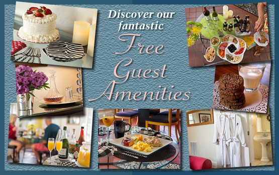 Click for details on Free Guest Amenities