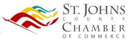 St Johns County Chamber of Commerce logo