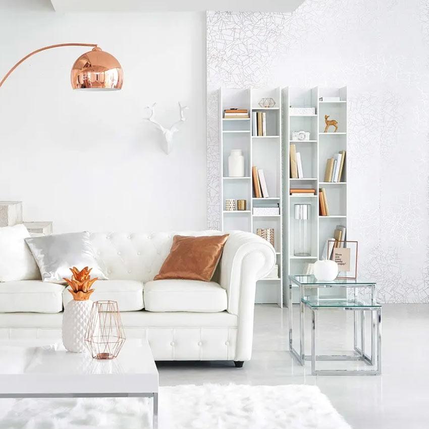 Gli errori più comuni da evitare arredando la casa in stile. Mobili Per Il Soggiorno Maisons Du Monde 15 Idee Per Un Salotto Moderno