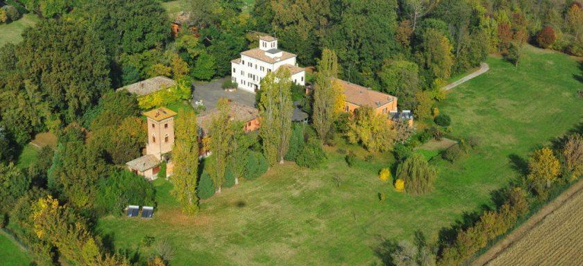 Villa Berti sito WEB
