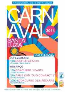 Santa Luzia Carnaval 2014
