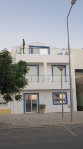 Casa do Mar Apartments early in the morning