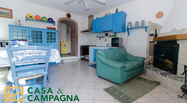 Vista casa di campagna Pratella (8)