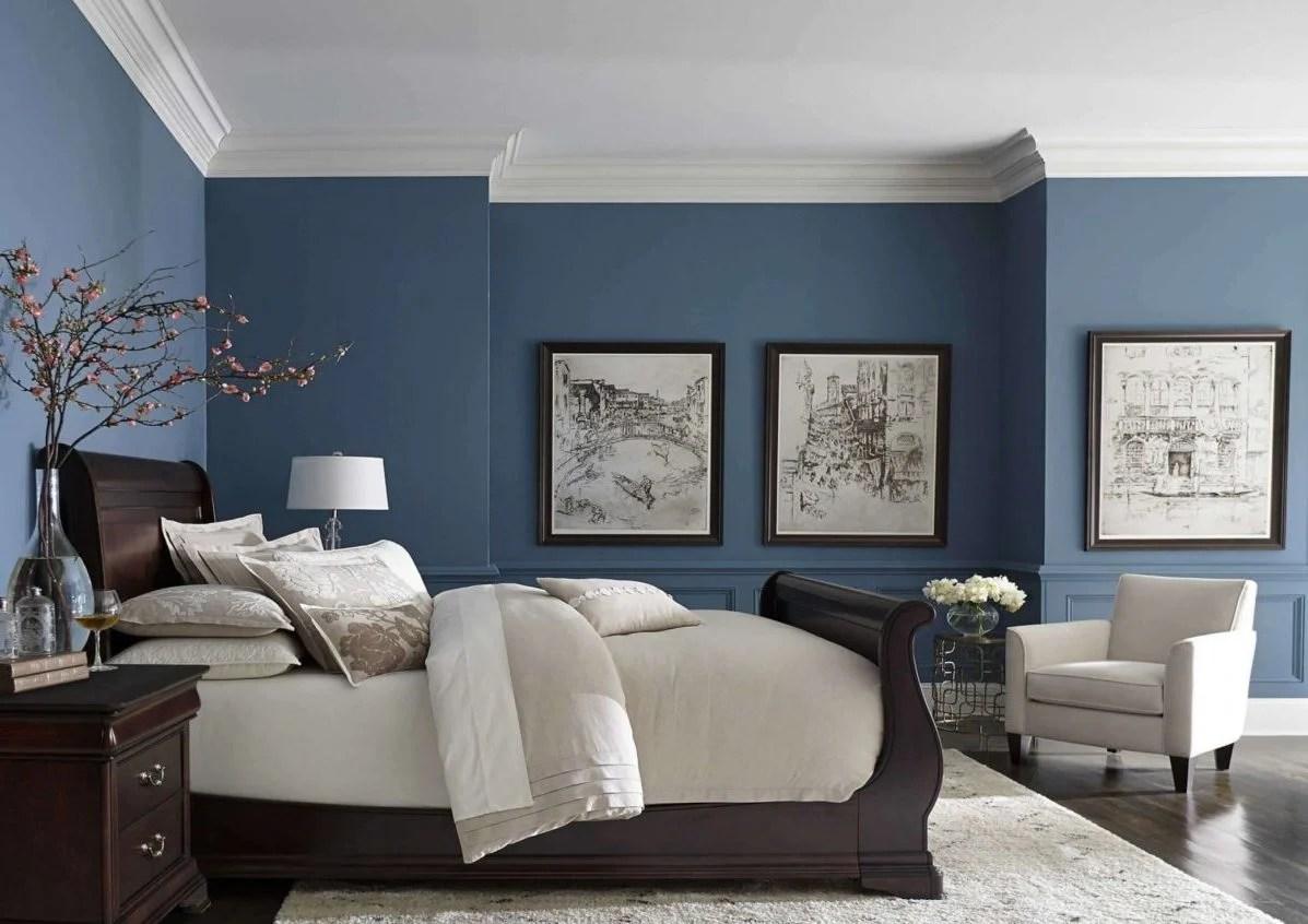 Con il tortora beige tutte le pareti della camera da letto con tende color. Come Dipingere Le Pareti Della Camera Da Letto