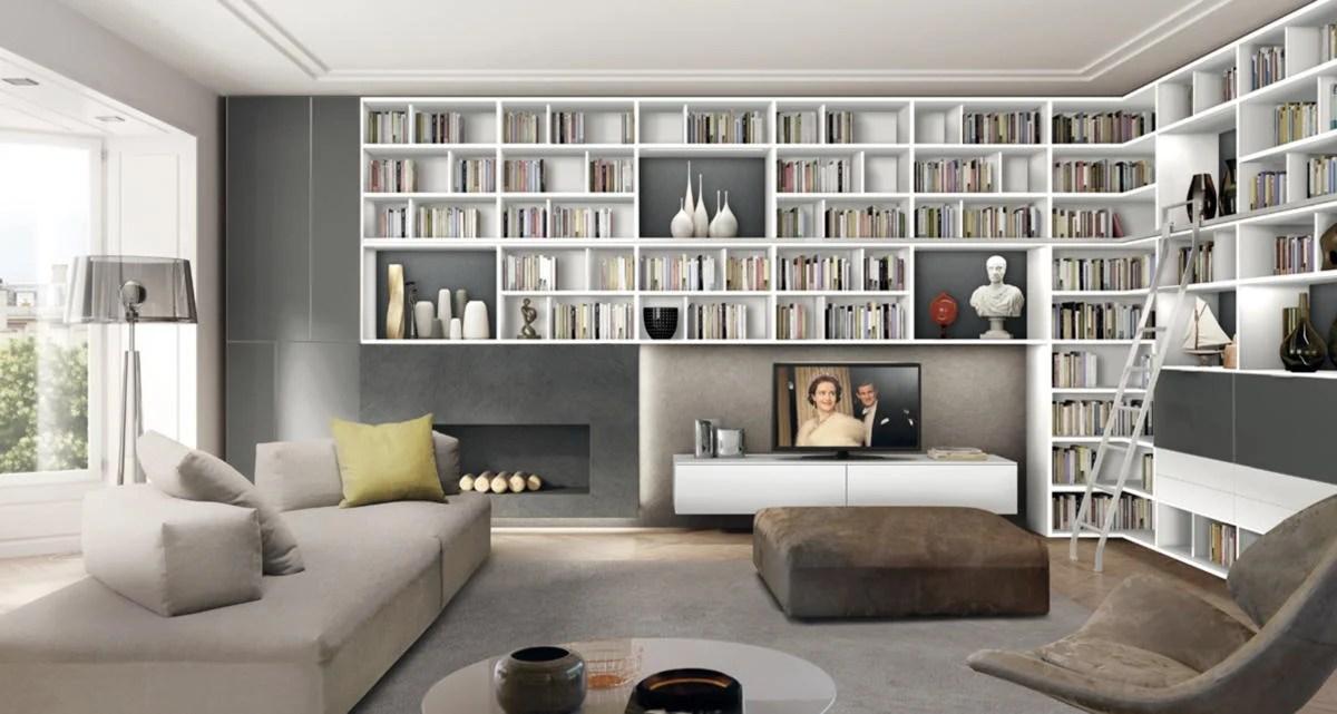 Credenze o pareti attrezzate che assolveranno benissimo al. Pareti Attrezzate Casa Soluzioni E Novita