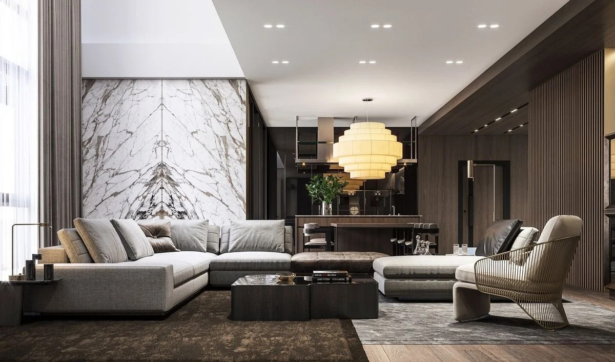 Un arredamento di lusso non è sinonimo di imponenza dei mobili, anzi. Come Arredare Un Abitazione A Mo Di Case Di Lusso Senza Spendere Troppo