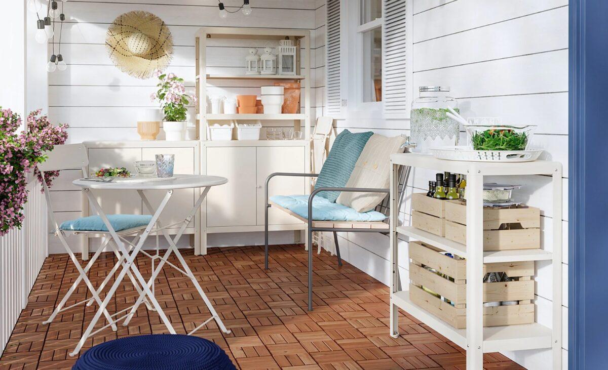 Dai un'occhiata all'assortimento ikea di mobili resistenti e facili da amare. Ikea Arredamento Da Esterno A Meno Di 50