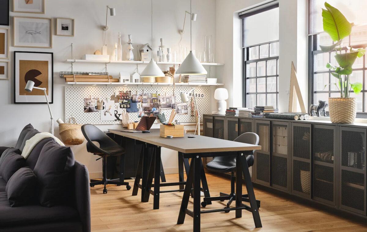 mobili, pezzi di arredamento, apparecchiature elettriche ed elettroniche, indumenti.di tutto, di più. Ikea Ufficio 2021 Le Novita Del Catalogo Ikea Riservate Alla Zona Lavoro