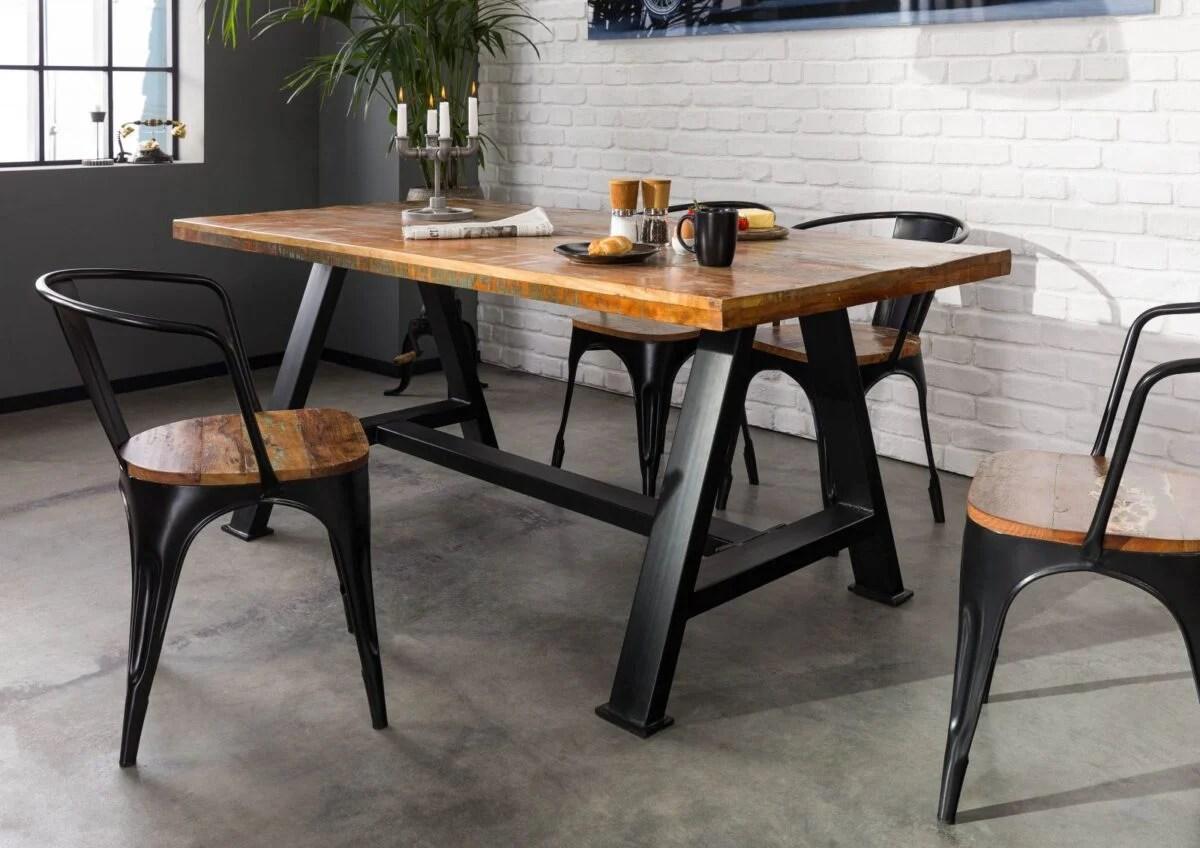 sedie, sgabelli, tavoli e complementi dalle linee pulite ed essenziali, con un inconfondibile stile contemporaneo. Come Scegliere Tavolo E Sedie In Stile Industriale
