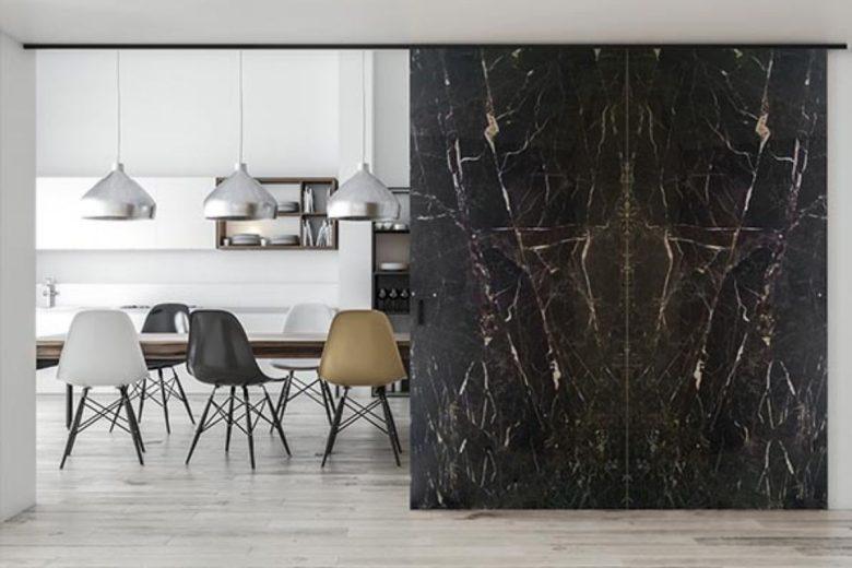 Se cerchi un'alternativa diversa rispetto alla solita parete monocromatica, opta per la pittura decorativa con effetto cemento, da abbinare a un pavimento in. Pitture Decorative Per La Cucina 5 Idee Sorprendenti