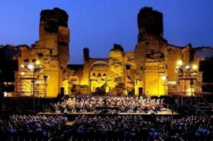 Terme di Caracalla programma spettacoli estivi