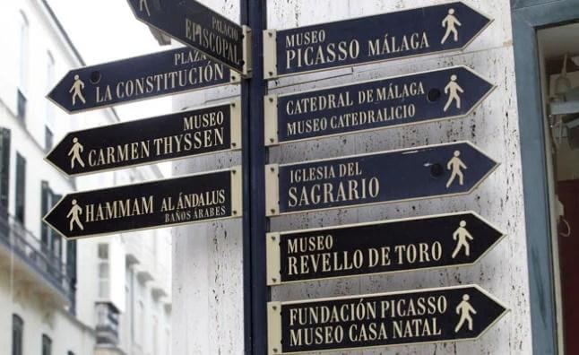 Malaga ciudad de la cultura